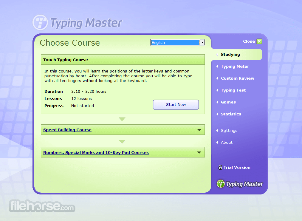 Download Typing Master 2019 Free Latest Apps For Windows 10