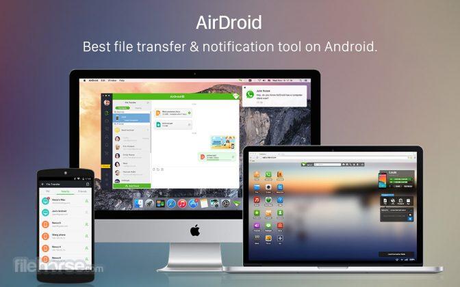 AirDroid Screenshot