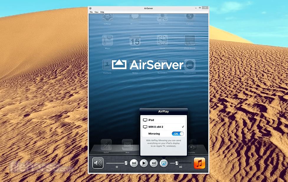 AirServer (32-bit) Screenshot