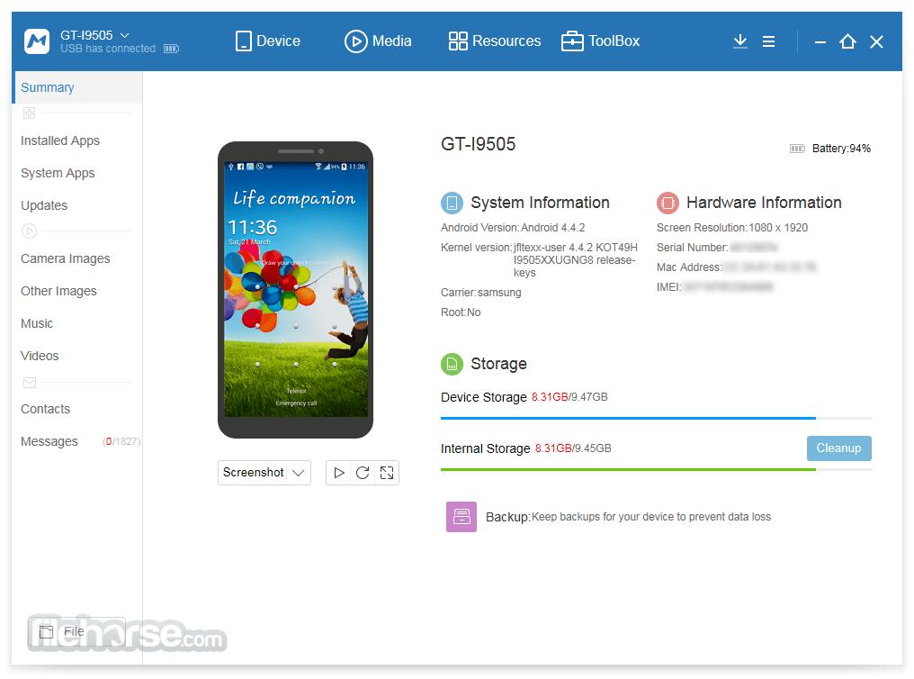 MoboMarket Screenshot