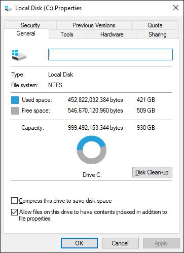 NTFS Format